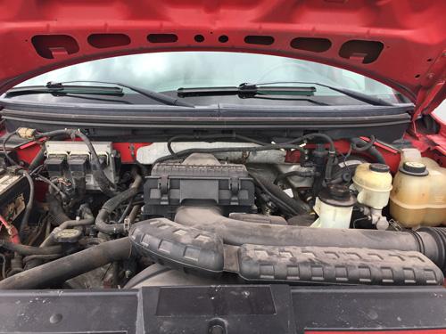 Ford-F150-Engine