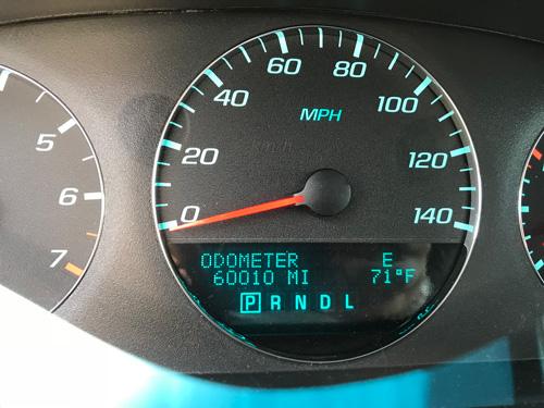Black-Impala-Odometer