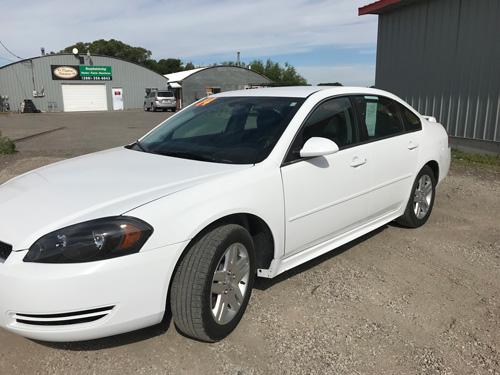 2014-White-Impala-Side-View